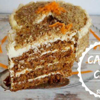 cARROT CAKE ESTILO STARBUCKS bc