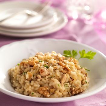 risotto-con-pollo-manzana-y-nueces