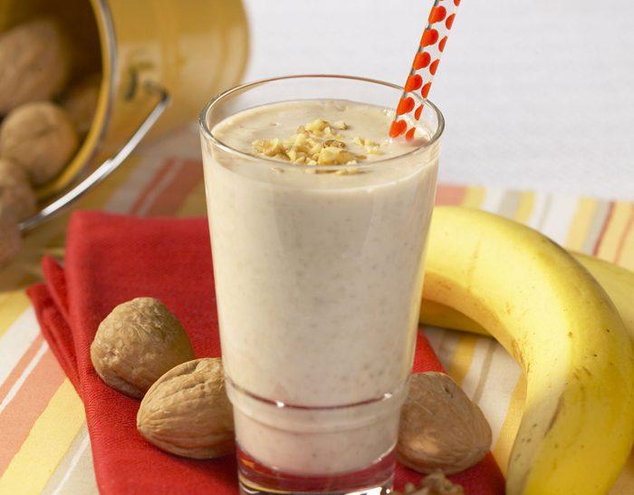 Banana smoothie image result