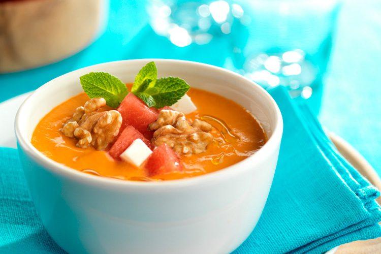 Un entrante ideal para tus menús veraniegos
