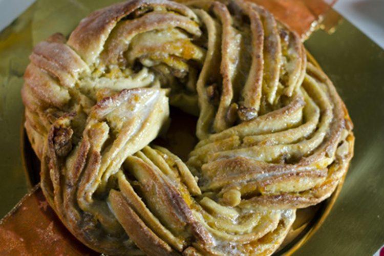 Kringle de calabaza y nueces <em>by sofía</em>