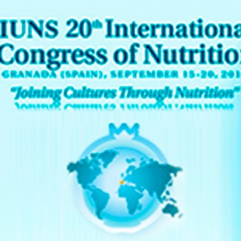 Visítanos en el congreso internacional de la nutrición