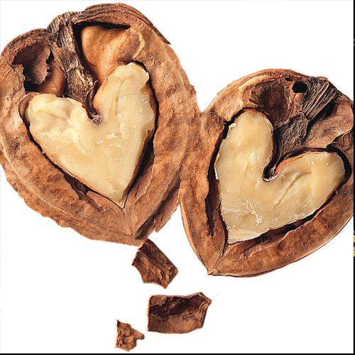 El consumo de nueces reduce el colesterol malo