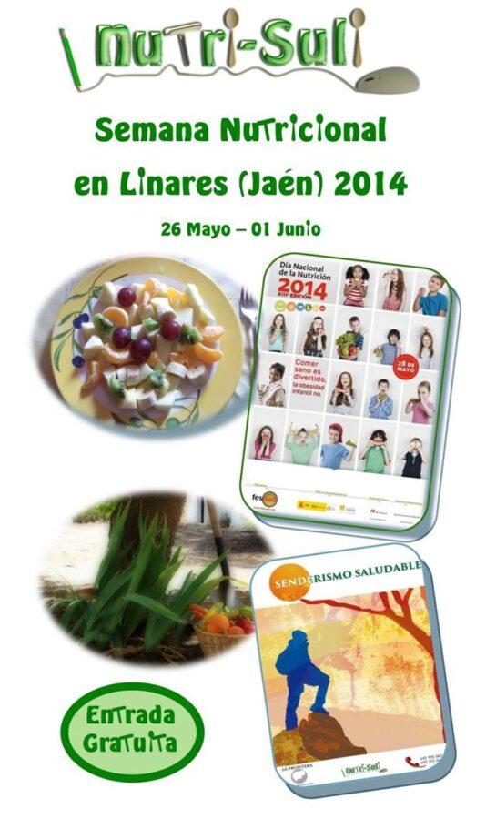 Semana Nutricional en Linares