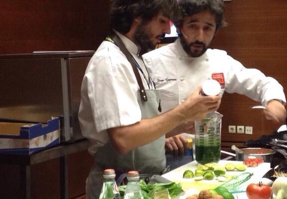 Diego-Guerrero-en-San-Sebastián-Gastronomika