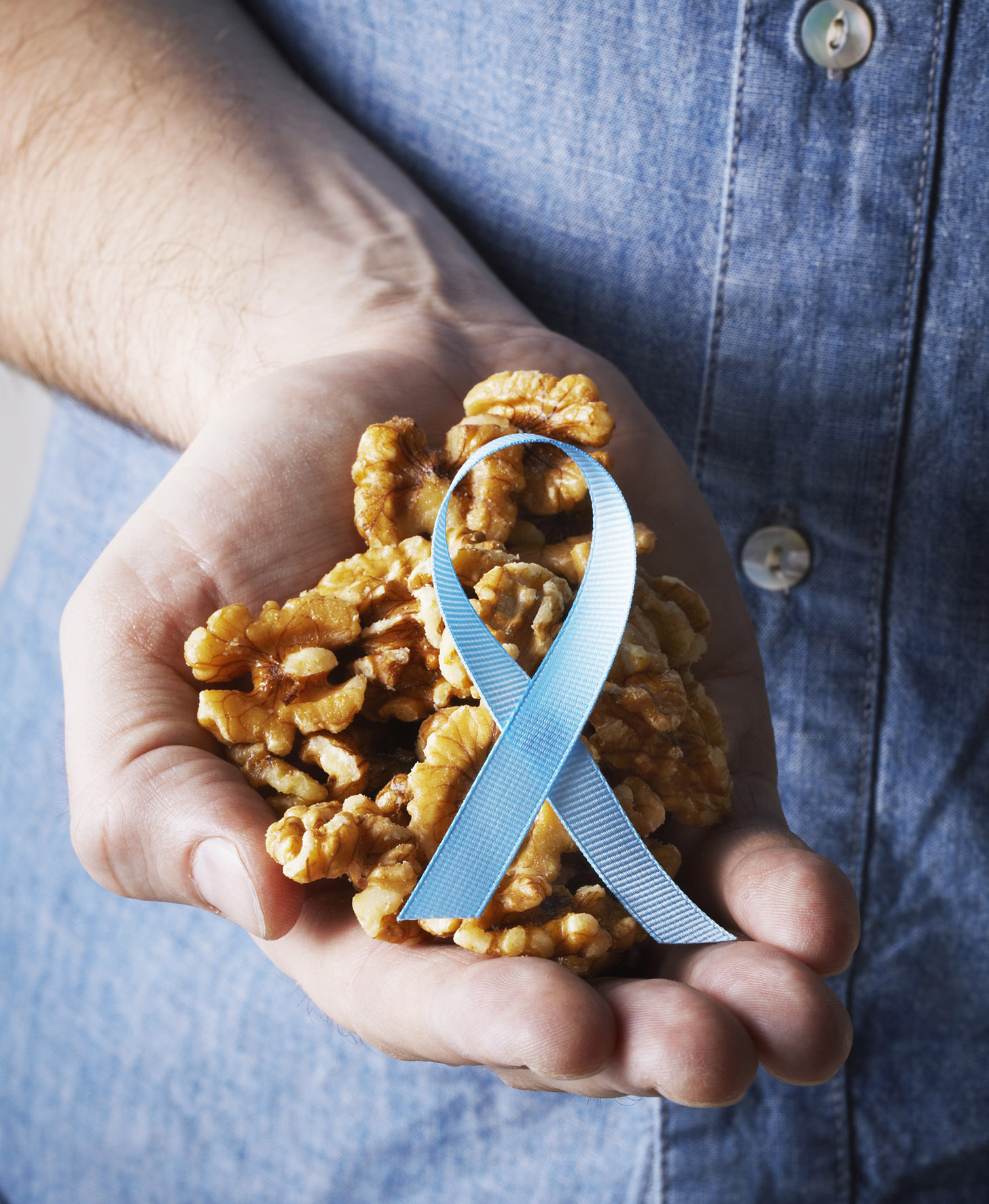 nueces y cancer de prostata