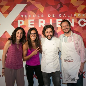Madrid vive la Nueces de California Experience