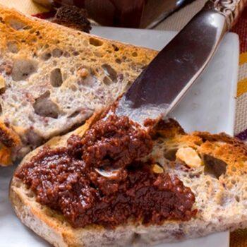 Crema choco-walnut para untar
