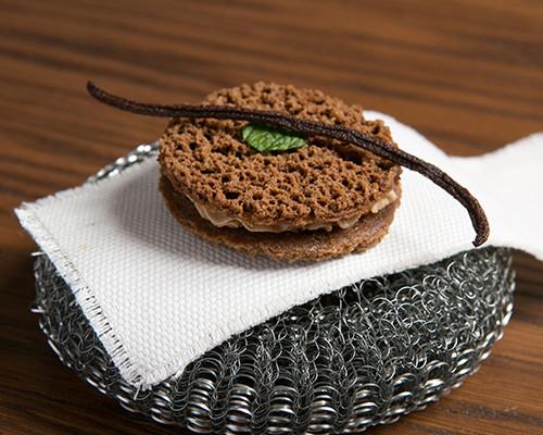 Cookie de intxaursaltsa