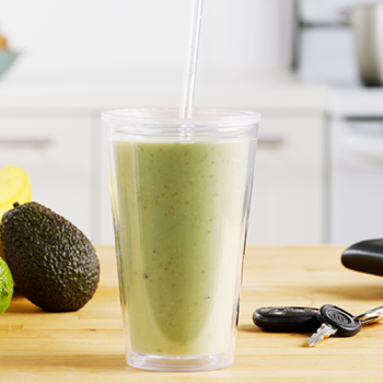Smoothie verde antioxidante