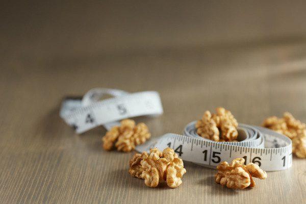 Nueces y control de peso