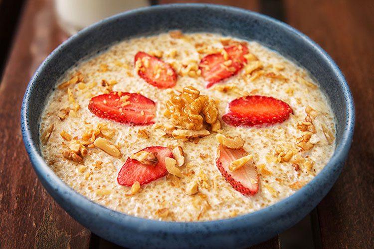 ¡Un desayuno para tener energía y aprovechar al máximo el día!