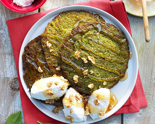 destacada-pancakes-de-espinacas-y-nueces-con-mato-y-miel