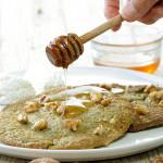 pancakes-de-espinacas-y-nueces-con-mato-y-miel-paso-3