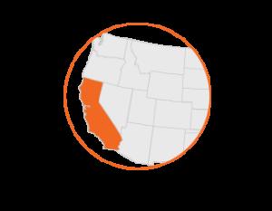 map-california